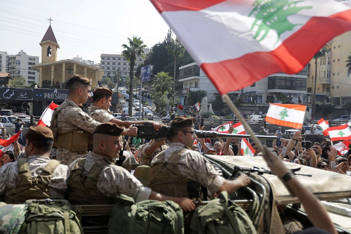Lebanon Heads for Showdown as Reform Vows Fail to Quell Protests