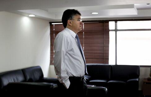 Colombian Finance Minister Mauricio Cardenas
