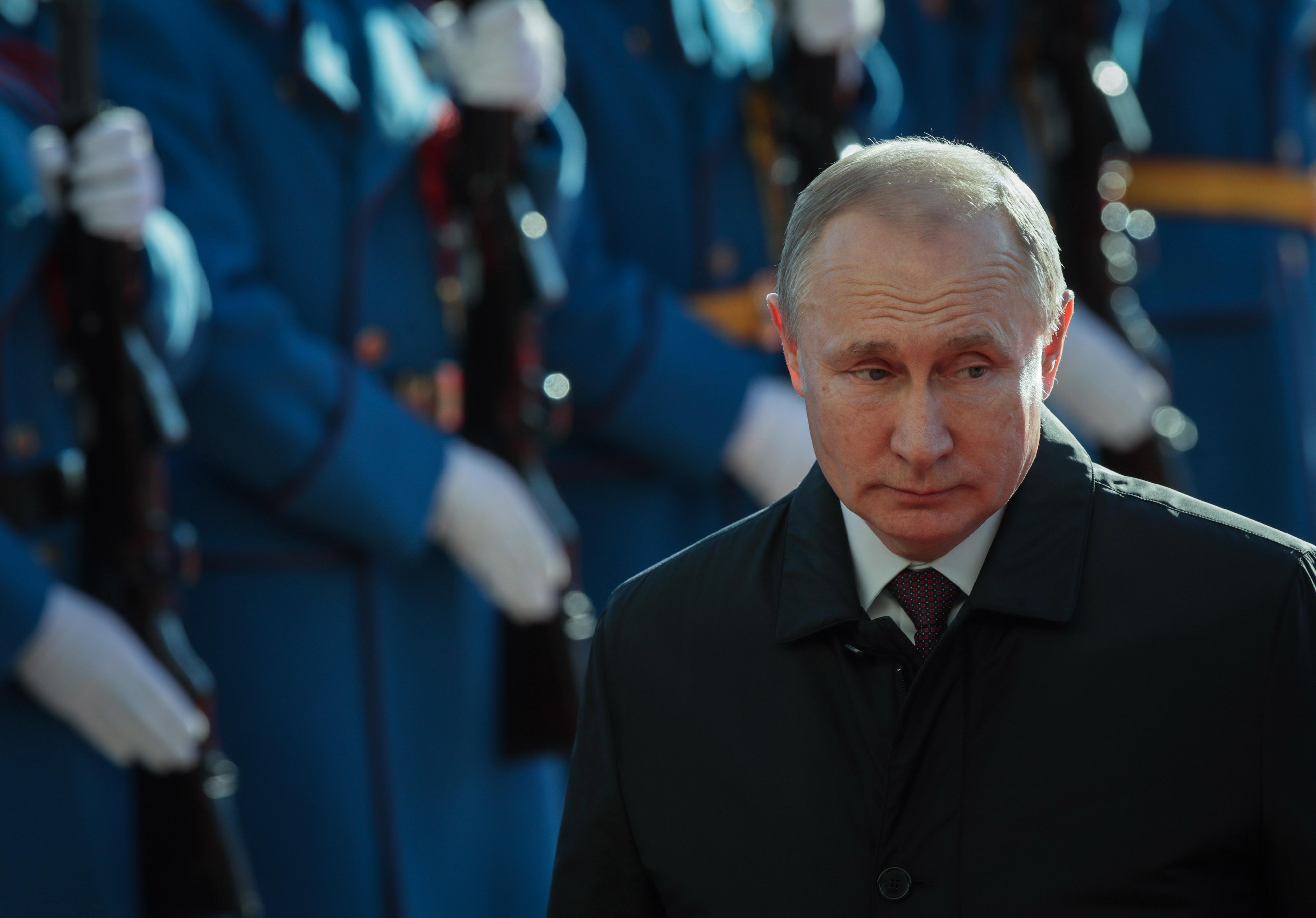 Vladimir Putin Kgb History Declassified Called Disciplined Spy Bloomberg