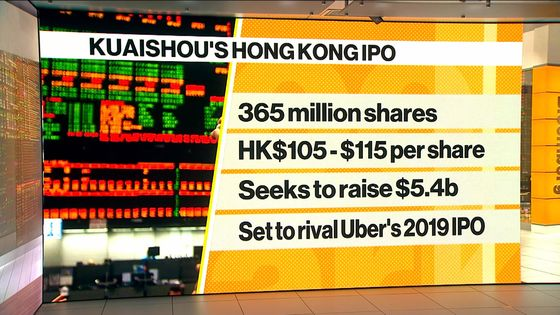 ByteDance Foe Seeks $5.4 Billion in Biggest Tech IPO Since Uber