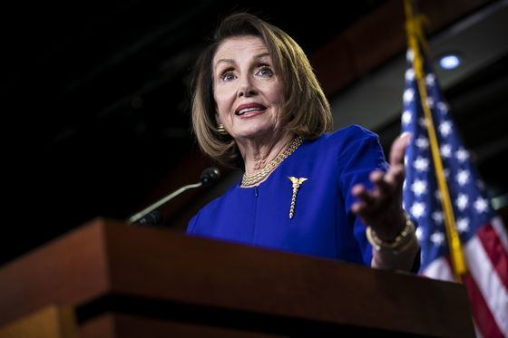 Pelosi Stops Short of Endorsing Ocasio-Cortez's 'Green New Deal'