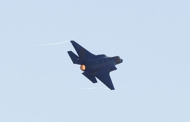 First South Korean F-35 rolled out