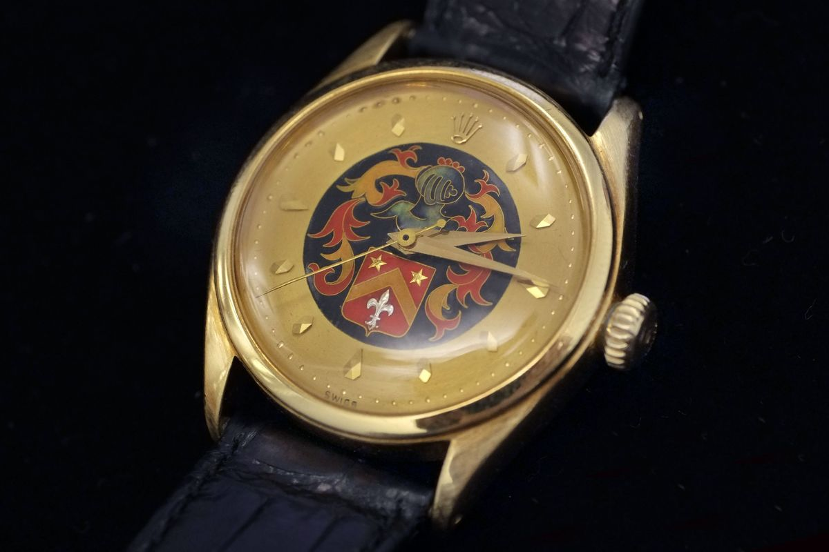 b17f2cbbf2ad Source  Christie s. relates to 13 Beloved Vintage Watch Icons on Auction  From Christie s