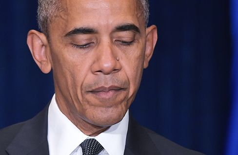 Obama urges greater respect, understanding after shootings
