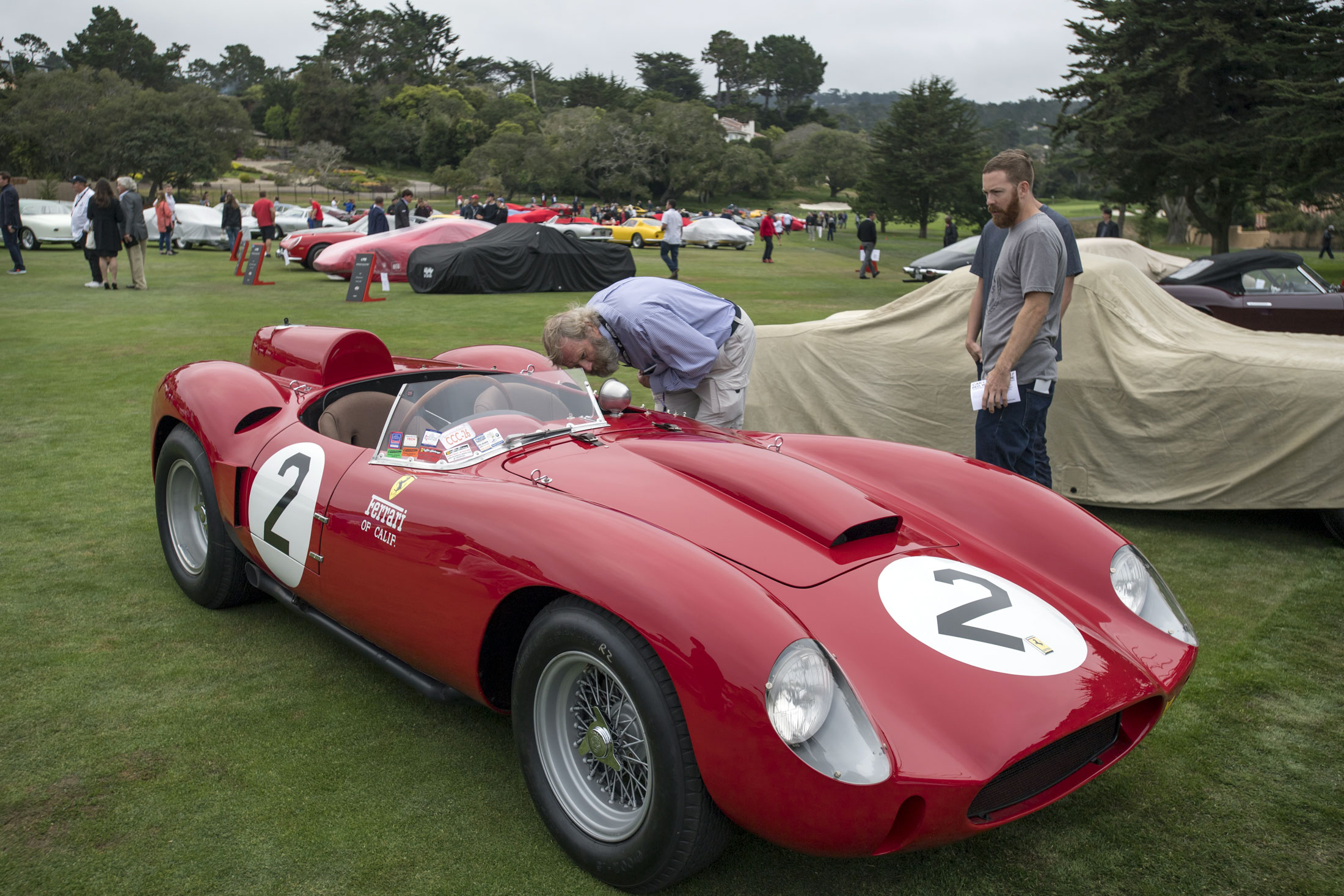 Get Up Close and Personal With the World\'s Top Classic Cars - Bloomberg