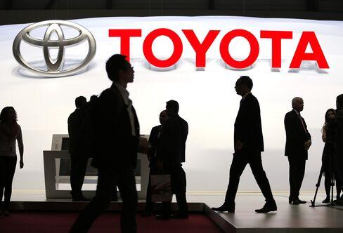 Toyota Profit Forecast Misses Analyst Estimates Amid China Slump