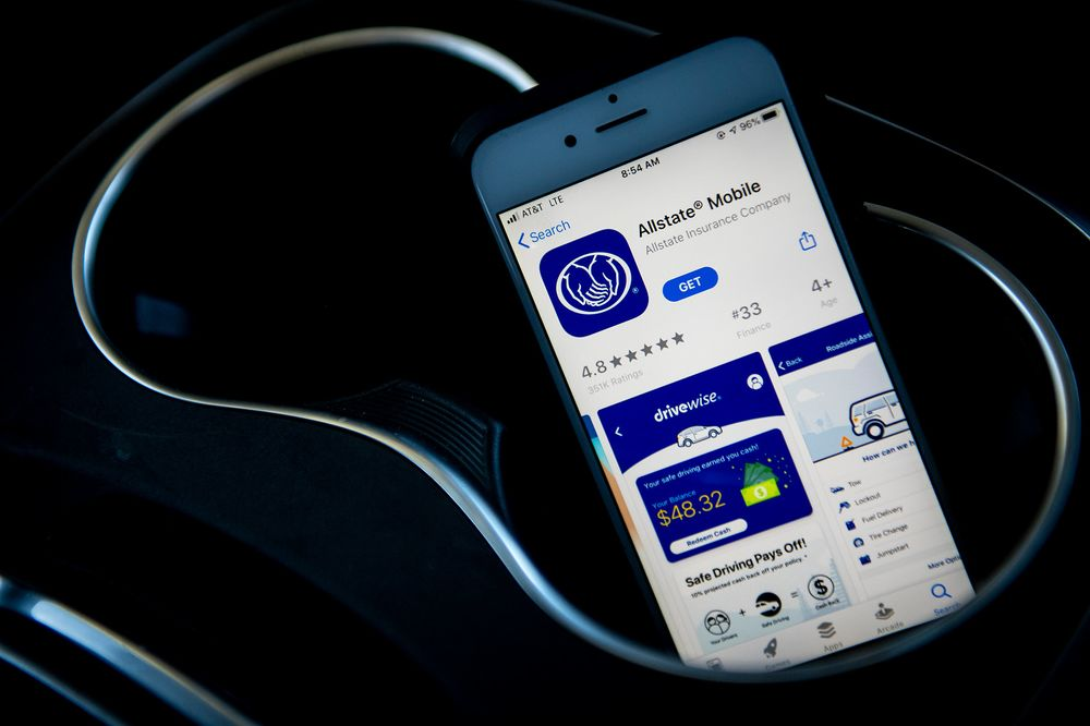 Allstate S App Could Lower Your Insurance If You Drive Safely Bloomberg