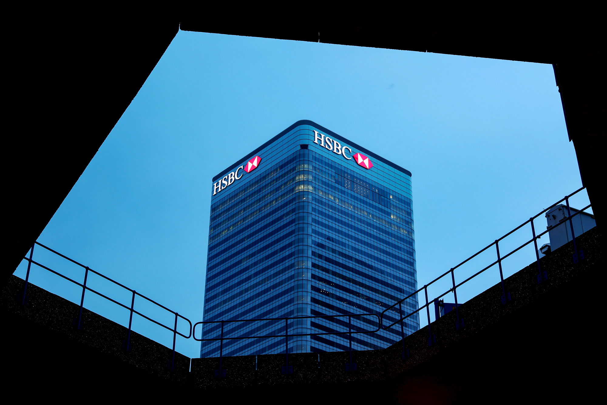 HSBC Sexual Harassment Case Shows Banks' Struggles in MeToo