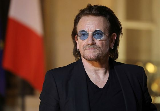 I Cry for Thee, Argentina, and Your Suffering Peso, Bono Says