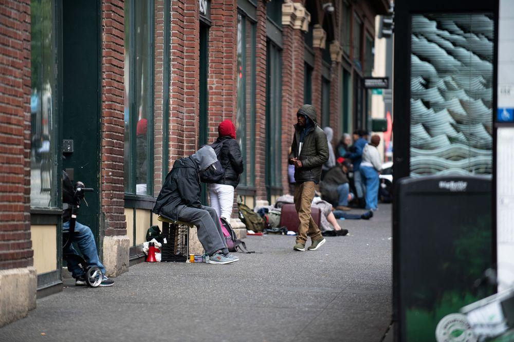 After Amazon-Led Tax Rebellion, Seattle's Homeless Aid Stalls