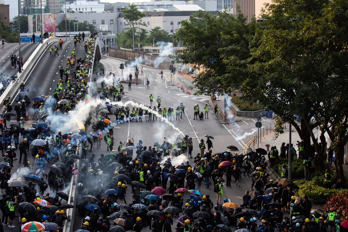 Congress Moving Quickly on Bill to Support Hong Kong Protesters