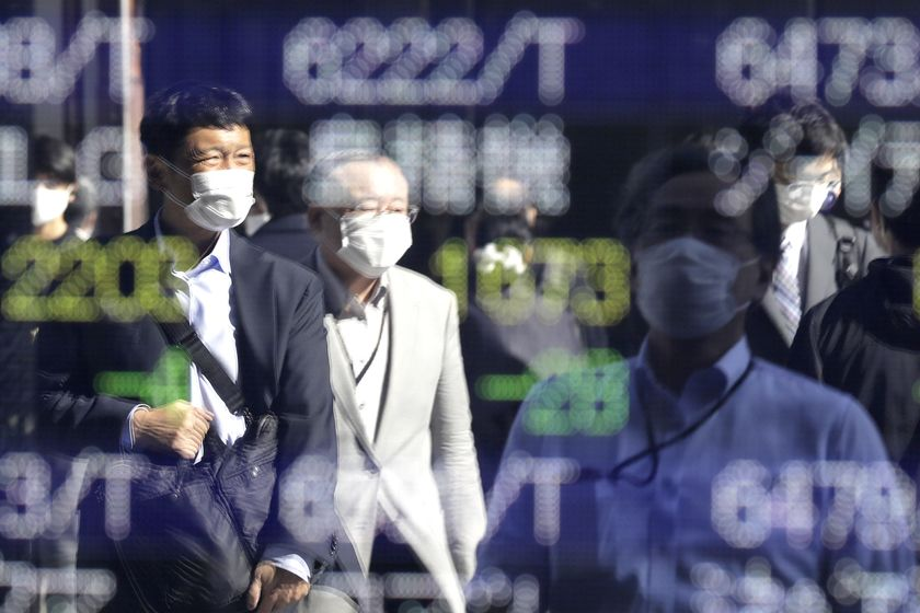 Japans Topix Set for Lowest Close Since August on Europe Woes