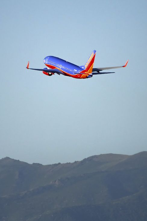 Southwest Loses On-Time 'Bragging Rights'