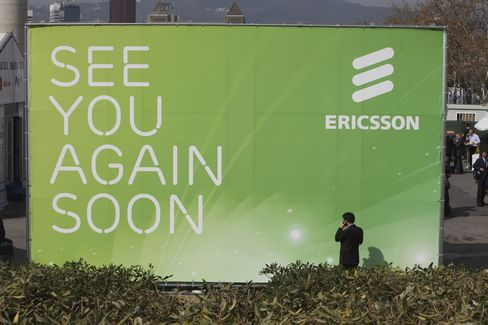 Ericsson to Cut 1,550 Jobs in Sweden as Carrier Spending Falls