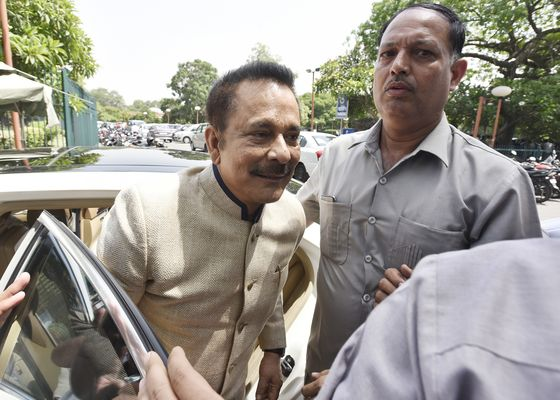 India Tycoon Asked to Pay $8.4 Billion to Stay Out of Jail