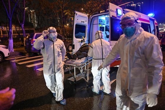 China Deaths Jump as Measures Fail to Slow Spread of Virus