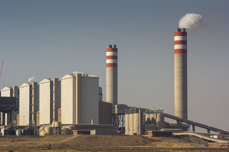 Eskom Holdings SOC Ltd. Is Killing South Africans With Its China-Level Pollution