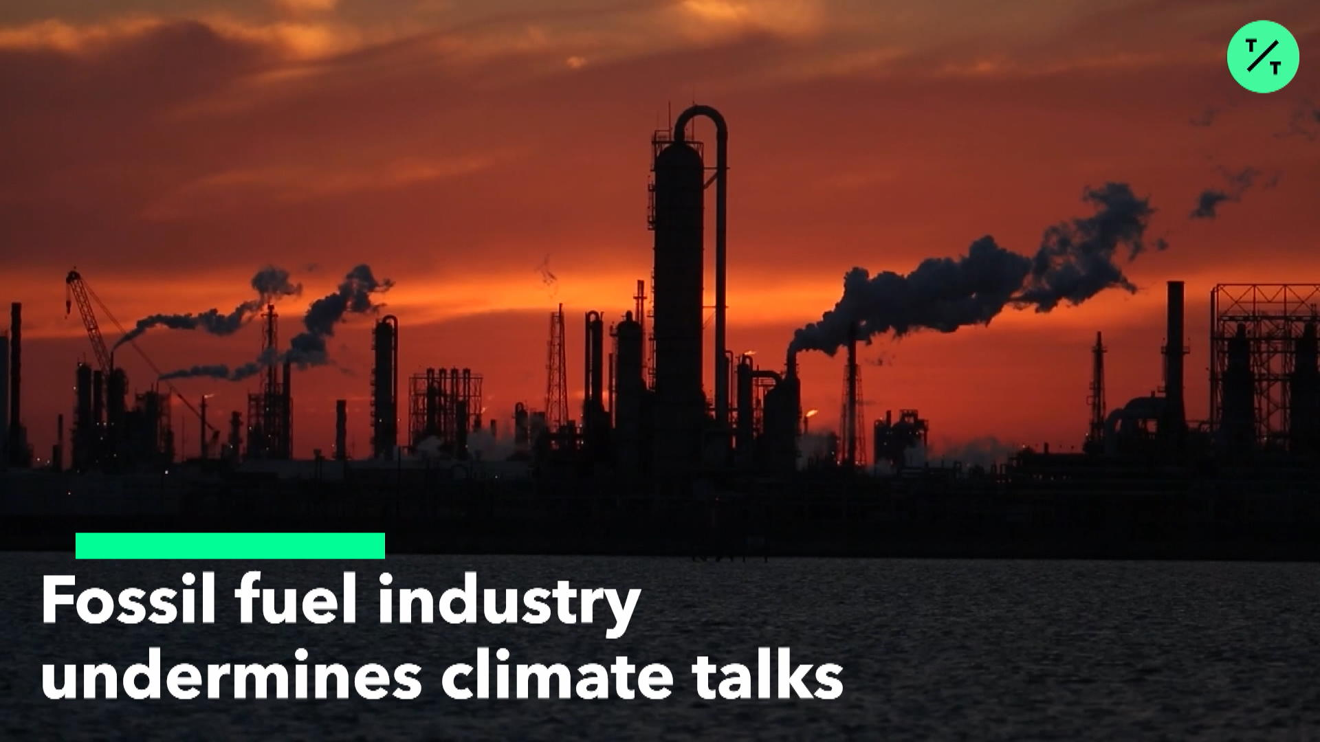 Industry Undermines Climate Talks