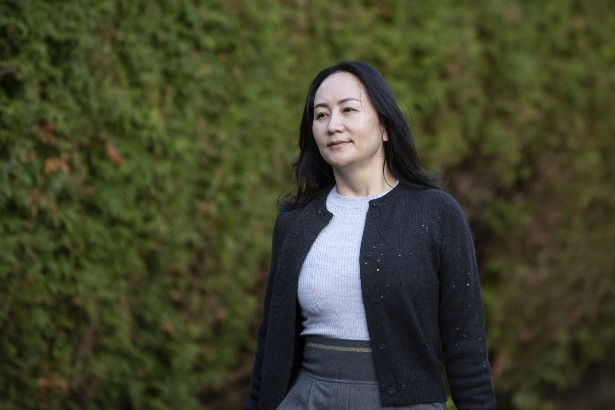 Canada Officer Who Took Huawei CFO Passwords Says That's Common