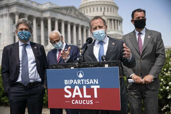 Democrat Floats Paying for SALT Cap Repeal With More Tax Audits