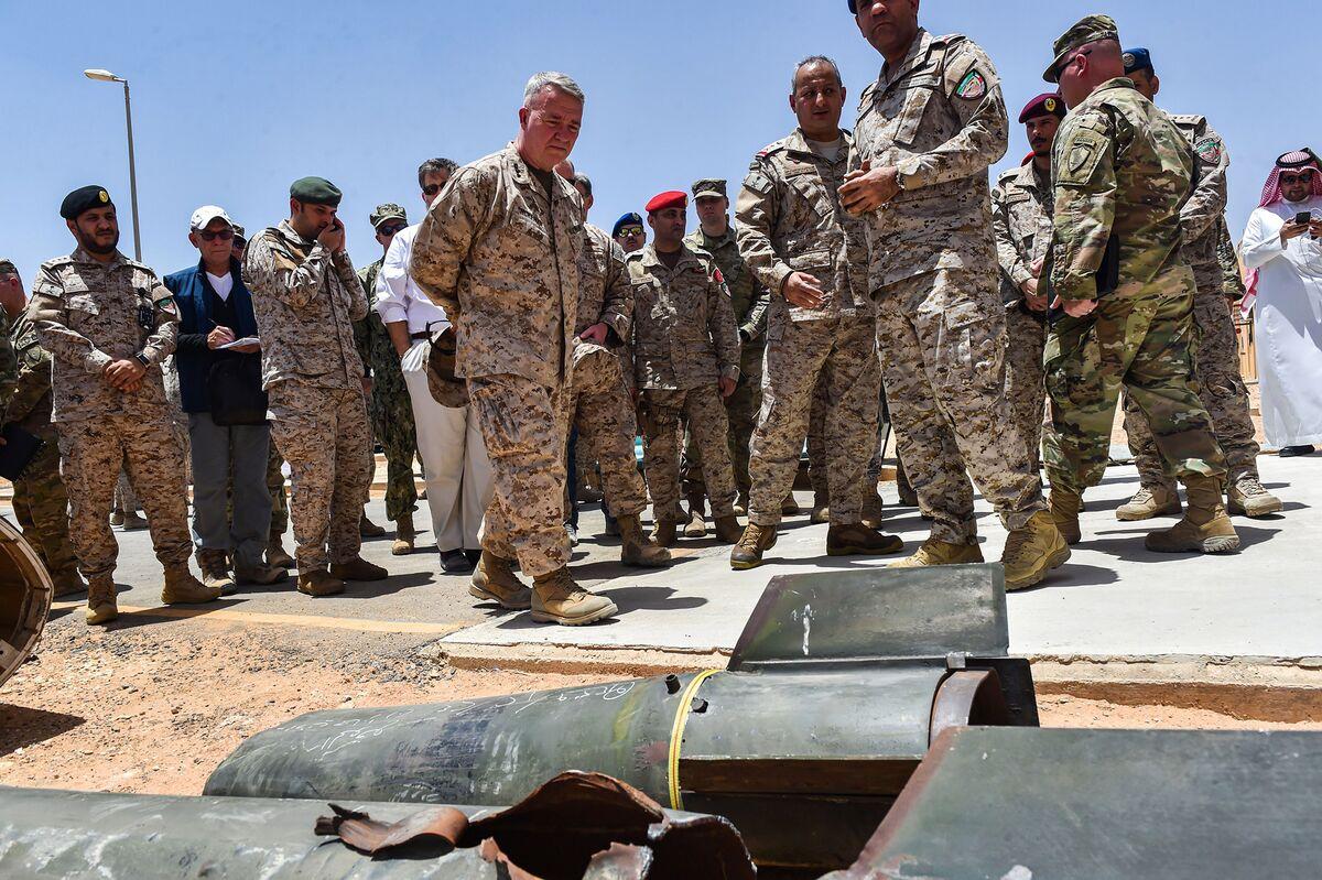 Saudi Arabia Gets U.S. Defensive Reinforcements, SPA Reports