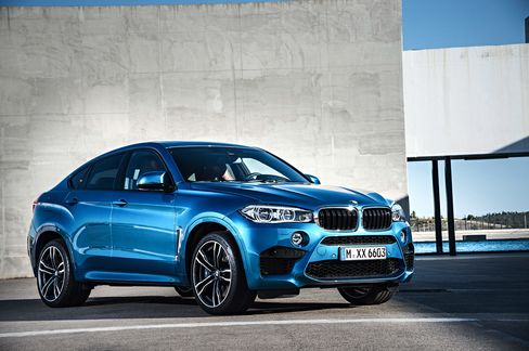 BMW's X6 is outselling its 6-series coupe by two to one.