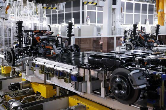 Nissan Unveils High-Tech Green Factory for Next-Generation EVs