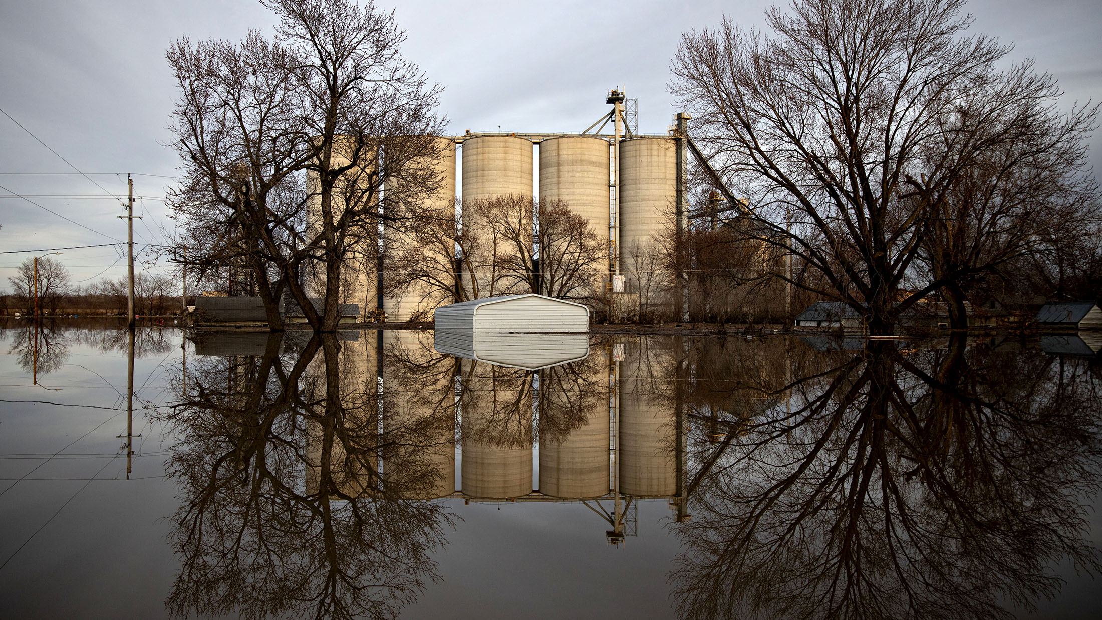 Floodwaters Continue to Drown American Heartland