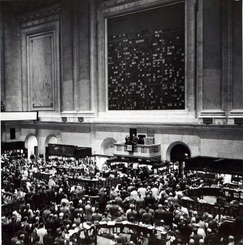 Trading Through Tears as JFK News Swept NYSE Floor 50 Years Ago
