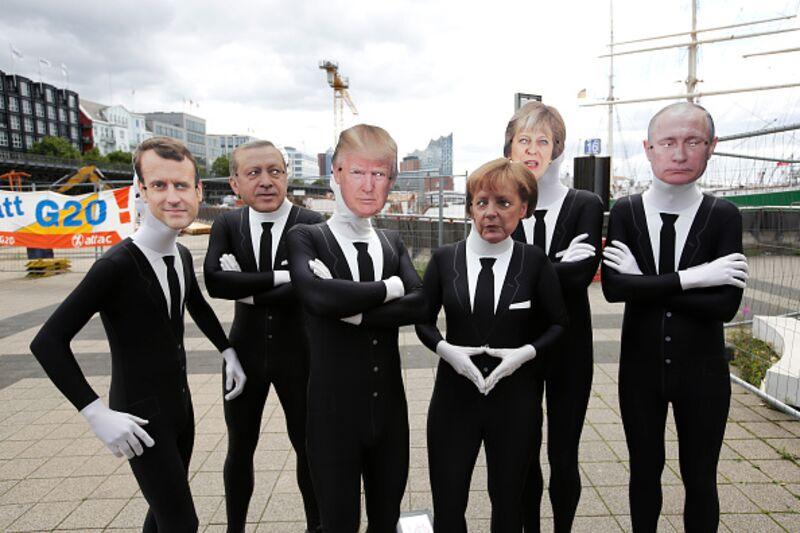 Τι πρέπει να συζητήσουν αυτή την εβδομάδα τα κράτη της G20