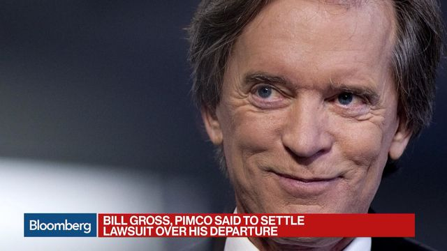 Bill Gross reportedly gets $81M in Pimco settlement