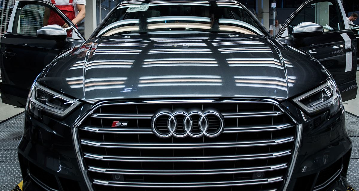 Audi Hints It's Nearing Partnership With Biggest China Carmaker