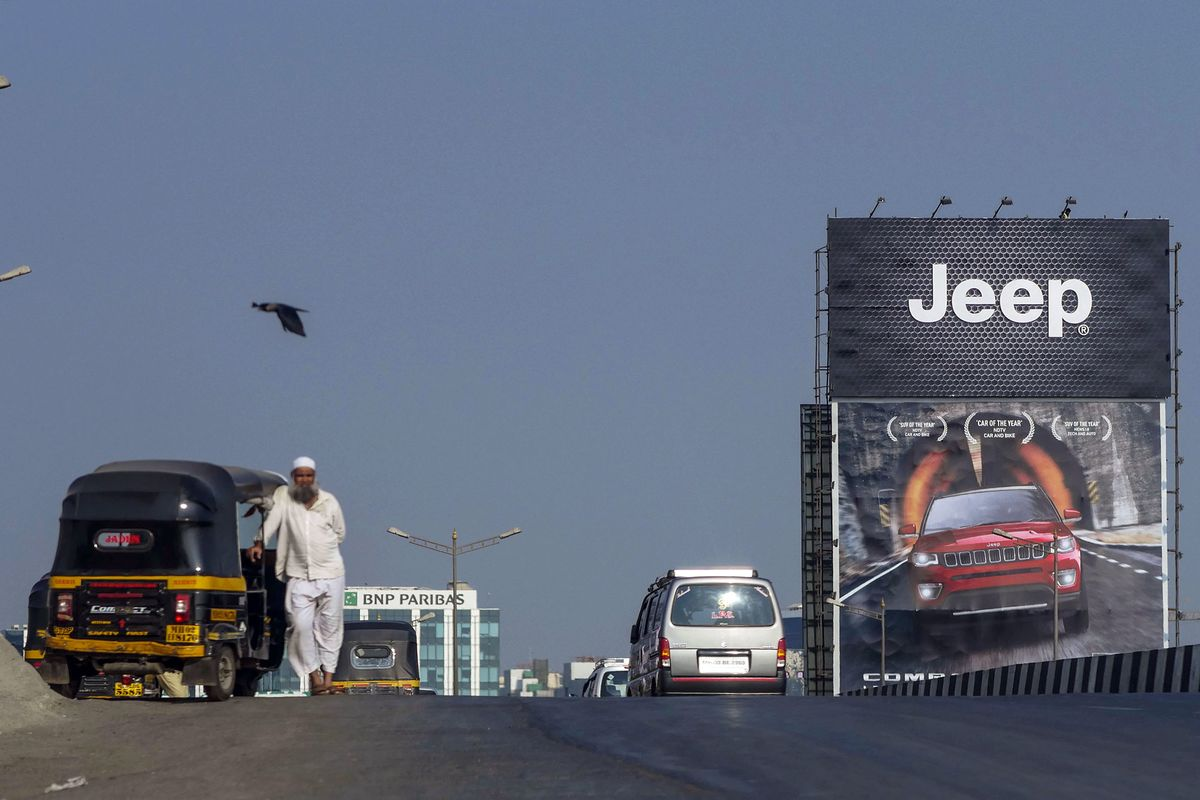 India Just Posted the Worst Car Sales Data in Eight Years