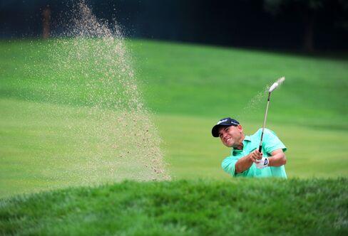 Golfer Bill Haas