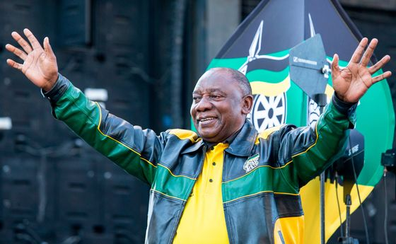 Ramaphosa Revives South African Advisory Unit to Drive Policy