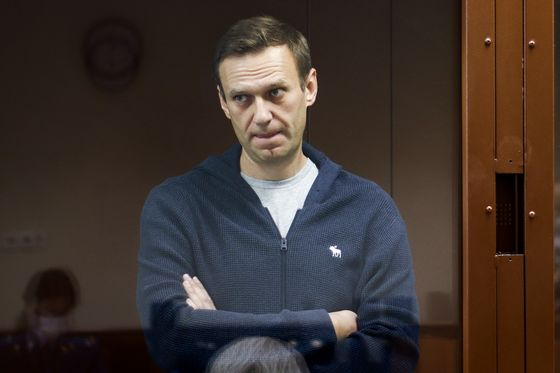 Jailed Kremlin Critic Navalny Is in a 'Bad State,' Lawyer Says