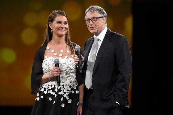 Gates Divorce Roils World's Biggest Family Philanthropy Engine