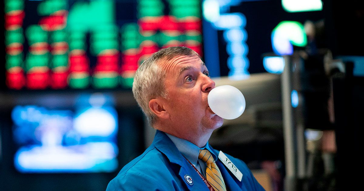 Why We Love to Call Everything a Bubble