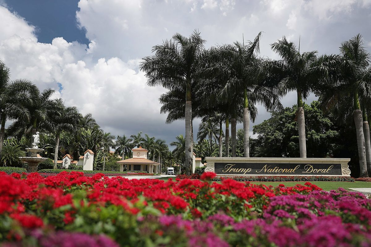 Trump's Sales Pitch: Hold G-7 at His Miami Doral Golf Resort