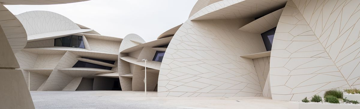 D Exhibition Designer Jobs In Qatar : A first look inside the new national museum of qatar photos