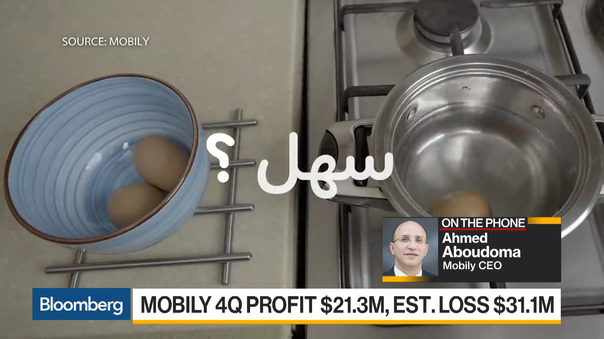 Mobily Has a Very Strong Cashflow Machine, CEO Says