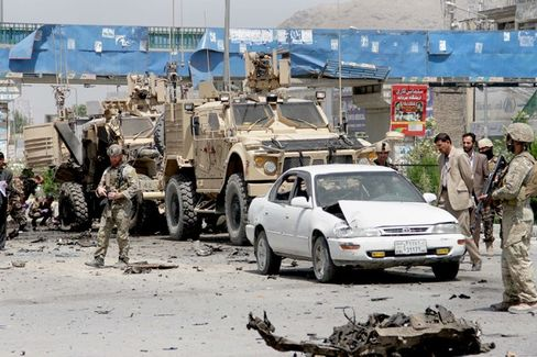 Afghanistan Is Not Iraq