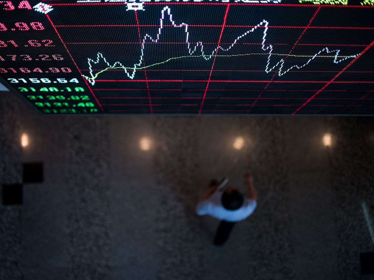 A Chinese Firm's Plunge Cost Interactive Brokers (IBKR