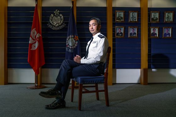 Hong Kong Police Warn Residents to Avoid Red Lines on Politics