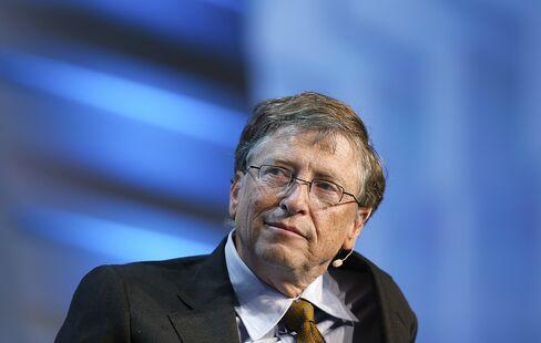 Bill Gates Mentors Australia's Richest Man in Bid to End Slavery