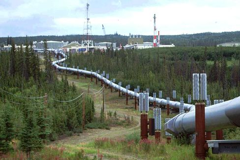 Oil Payout for Alaskans Slowly Recovers From the Financial Crisis