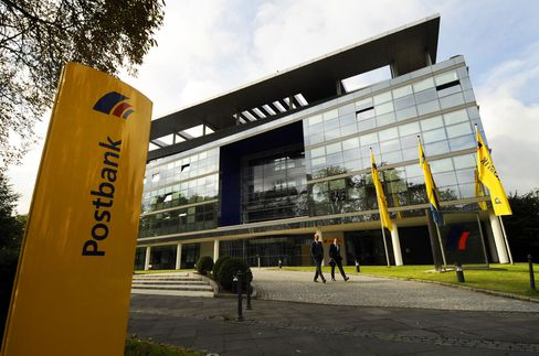 Deutsche Postbank AG Headquarters in Bonn
