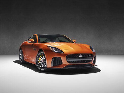 The 2017 Jaguar F-TYPE SVR is an extreme, high-performance version of Jaguar's excellent coupe.