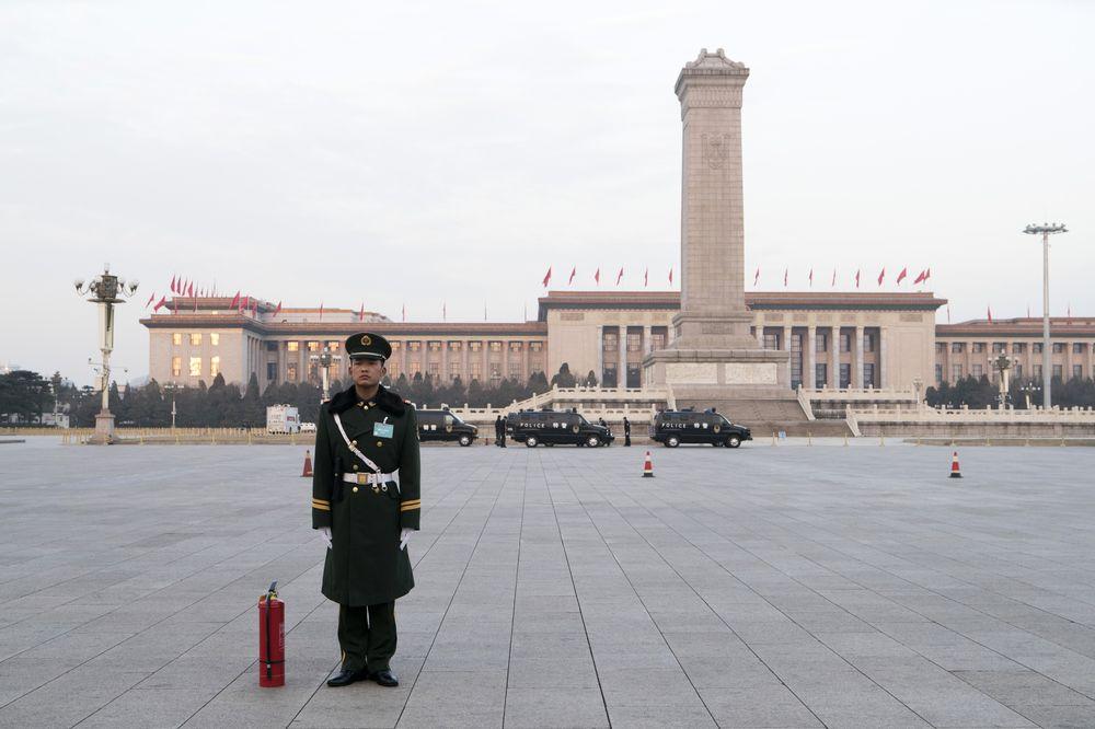 中国は対米関係の一段の悪化に備えている-環球時報編集長 - Bloomberg