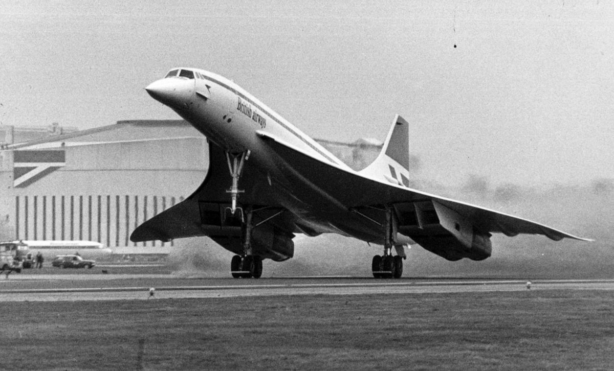 Supersonic Is Coming Back  Will the Airlines Buy It? - Bloomberg
